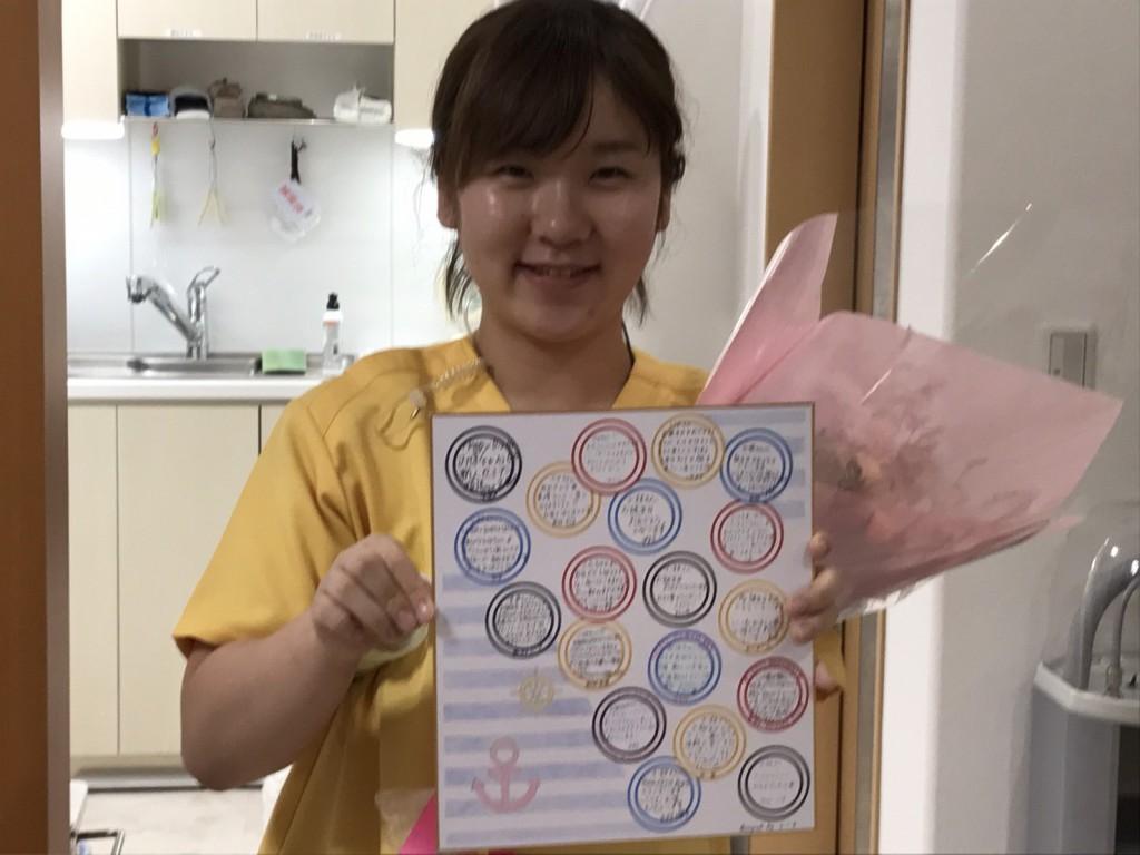 未步ちゃん、お誕生日おめでとう‼️_8