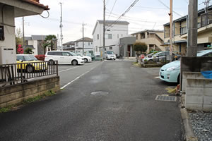 第2駐車場への行き方2