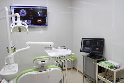 歯内療法室